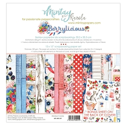Mintay by Karola - Berrylicious Collection - Collection Pack