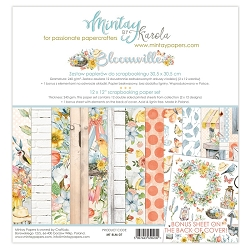 Mintay by Karola - Bloomville Collection - Collection Pack