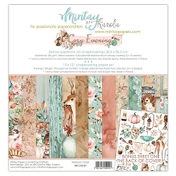 Mintay by Karola - Cozy Evening Collection - Collection Pack