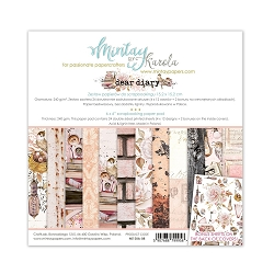 Mintay by Karola - Dear Diary Collection - 6