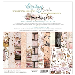 Mintay by Karola - Dear Diary Collection - Collection Pack