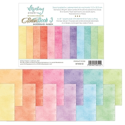 Mintay by Karola - Backgrounds Book #3 - Rainbow