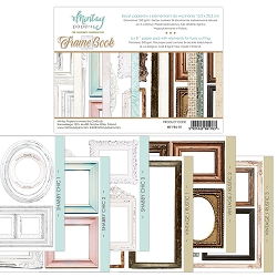 Mintay by Karola - 6 x 8 Frame Book - elements for precise cutting