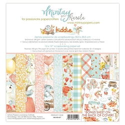 Mintay by Karola - Kiddie Collection - Collection Pack