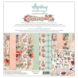Mintay by Karola - Love Letters Collection - Collection Pack