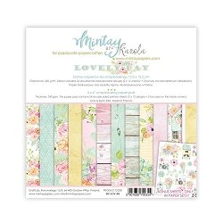 Mintay by Karola - Lovely Day Collection - 6