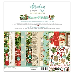 Mintay by Karola - Merry & Bright Collection - Collection Pack