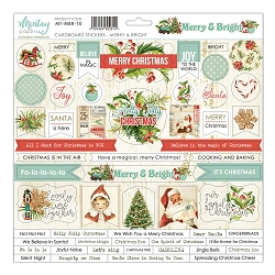 Mintay by Karola - Merry & Bright Collection - 12