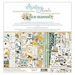 Mintay by Karola - Old Manor Collection - Collection Pack