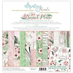 Mintay by Karola - Secret Place Collection - Collection Pack
