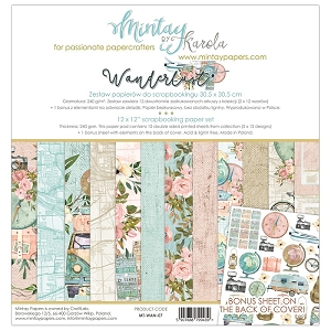 Mintay by Karola - Wanderlust Collection - Collection Pack