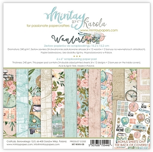 Mintay by Karola - Wanderlust Collection - 6