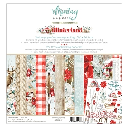 Mintay by Karola - Winterland Collection - Collection Pack