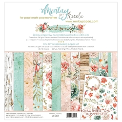 Mintay by Karola - Birdsong Collection - Collection Pack