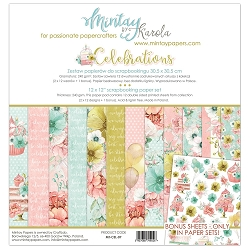 Mintay by Karola - Celebrations Collection - Collection Pack