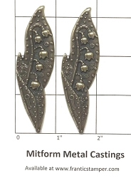MitForm - Metal Casting - Lily of the Valley (2 pcs)