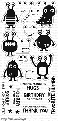My Favorite Things - Clear Stamp - More Monsters