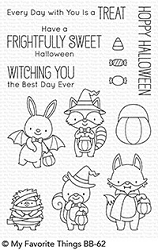 My Favorite Things - Clear Stamp - BB Frightfully Sweet