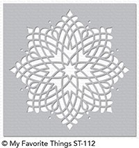 My Favorite Things - MIX-ables Stencils - 6