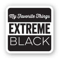 My Favorite Things - Hybrid Ink Cube - Extreme Black