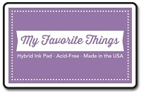 My Favorite Things - Hybrid Ink Pad - Grape Jelly