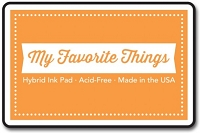 My Favorite Things - Hybrid Ink Pad - Orange Fizz