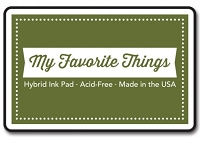 My Favorite Things - Hybrid Ink Pad - Jellybean Green