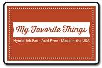 My Favorite Things - Hybrid Ink Pad - Tangy Orange