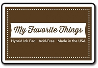My Favorite Things - Hybrid Ink Pad - Chocolate Brown