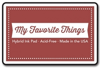 My Favorite Things - Hybrid Ink Pad - Brick Red