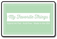My Favorite Things - Hybrid Ink Pad - Spearmint