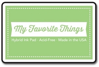 My Favorite Things - Hybrid Ink Pad - Limeade