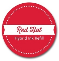 My Favorite Things - Hybrid Ink Refill - Red Hot