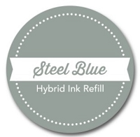 My Favorite Things - Hybrid Ink Refill - Steel Blue