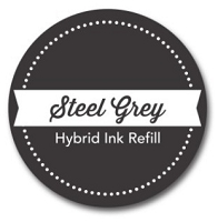 My Favorite Things - Hybrid Ink Refill - Steel Grey