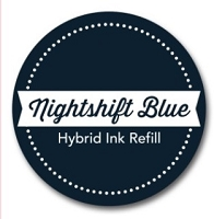 My Favorite Things - Hybrid Ink Refill - Nightshift Blue