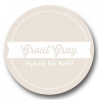 My Favorite Things - Hybrid Ink Refill - Grout Gray