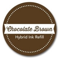 My Favorite Things - Hybrid Ink Refill - Chocolate Brown