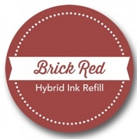 My Favorite Things - Hybrid Ink Refill - Brick Red