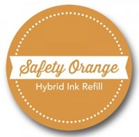 My Favorite Things - Hybrid Ink Refill - Safety Orange