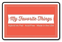 My Favorite Things - Hybrid Ink Pad - Persimmon