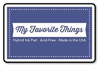 My Favorite Things - Hybrid Ink Pad - Blueberry