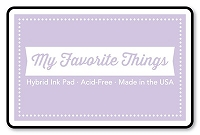 My Favorite Things - Hybrid Ink Pad - Wild Wisteria