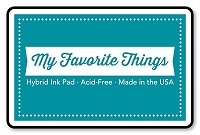 My Favorite Things - Hybrid Ink Pad - Tropical Teal