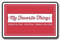 My Favorite Things - Hybrid Ink Pad - Cherry Crisp