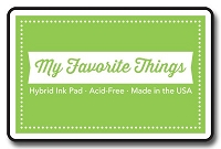My Favorite Things - Hybrid Ink Pad - Green Room