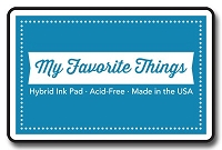 My Favorite Things - Hybrid Ink Pad - Lush Lagoon