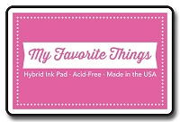 My Favorite Things - Hybrid Ink Pad - Ripe Raspberry