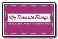 My Favorite Things - Hybrid Ink Pad - Pure Plum