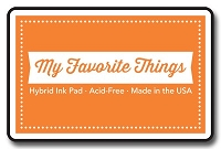 My Favorite Things - Hybrid Ink Pad - Orange Zest